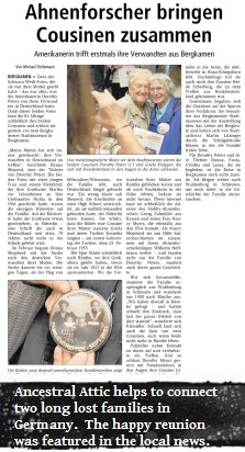 Germany reunion